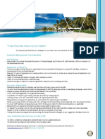 Human Resources Coordinator - 19 April 2018.pdf