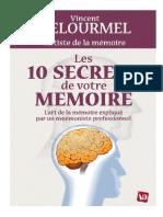 10 Secrets de Votre Memoire2016