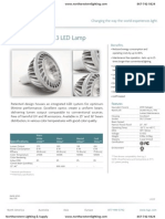 Lighting Science Definity - Dfn Mr16 Sheet