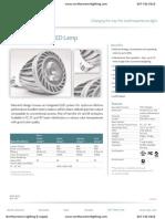 Lighting Science Definity - Dfn Par38 Sheet