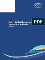 Safety Critical Equipment and Spare Parts Guidance.pdf