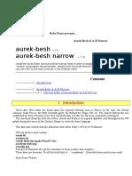 Aurek-Besh font guide Word97.doc