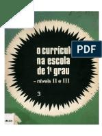 Currículo de Estudos Sociais Da Bahia