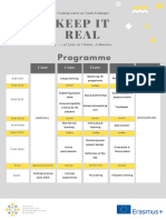 Keep It Real Programme