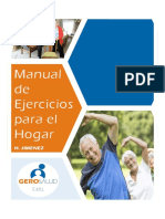 Manual Ejercicio Fisico Gerosalud Version 1