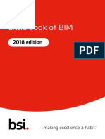BSI Little Book of BIM 2018 UK En