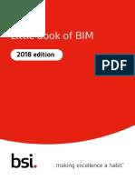BSI Little Book of BIM 2018 UK En