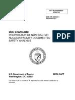 DOE-STD-3009-2014