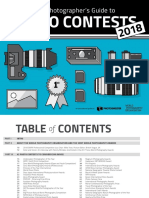 Photographers Guide Photo Contests 2018