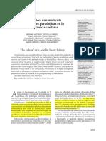 Acido Urico e Insuficiencia cardiaca