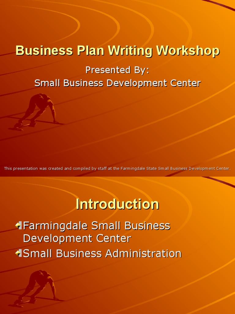 Business Plan Report | Sample ?