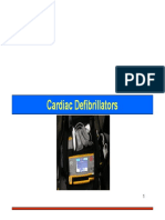 Medical Equipment - Defibrillator