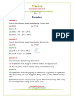 9 Science NcertSolutions Chapter 1 Exercises