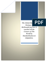 International Mkt Report