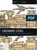 Ordinary Cities Robinson 2006