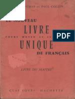 Dumas Collin Le Nouveau Livre Unique De