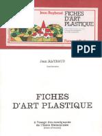Raybaud Fiches Dart Plastique 1982