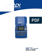 BMP51 User Manual ES