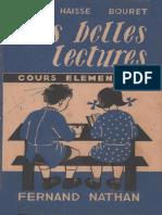 David Haisse Bouret Nos Belles Lectures 13