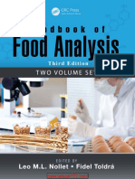 Nollet 2015 - Handbook of Food Analysis.pdf