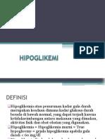 HIPOGLIKEMI