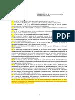 Reglamento Interno 2017