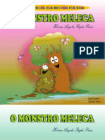 Monstro Meleca - Helena Angela Righi Peixe