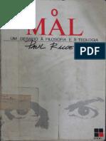 Paul Ricoeur - O Mal