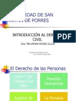 Curso Introduccion Al Derecho Civl