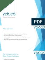 Velocis DC Presentation