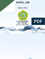 Ppt Kimia Air