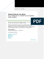 Dttl Tax Global Indirect Tax News March 2018