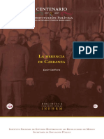 Herencia de Carranza PDF Interactivo