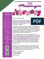 February Messenger
