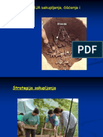 Metodologija Sakupljanja Arheozooloskog Materijala