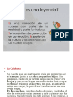 Leyenda Clase Segundo Basico 2018