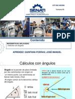 Quintana Porras; Jose SEMANA 1