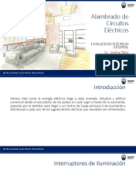 Clase Día 4 y 5 - IEI- III PARCIAL - Alambrado de Circuitos Eléctricos