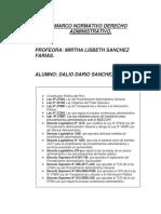 Sanchez d m03 Leyes Administrativom