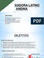 Distribuidora Latino Andinaaaa