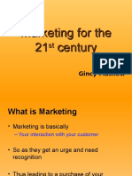 Mkting Fr 21st Cntry