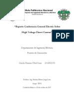García Herrera Obed Isaac Reporte GE HVDC