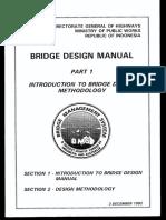 BMS 92 PEMBEBANAN Bridge Design Manual Bag 1,2,3