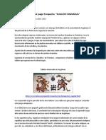 Breve Estudio Sobre El Juego Purépecha KUILLICHI CHANAKUA