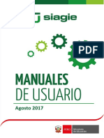 Manual de Usuario SIAGIE 2017