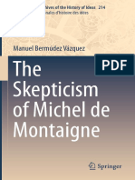 BERMUDEZ VAZQUEZ ¢ The Skepticism of Michel de Montaigne.pdf