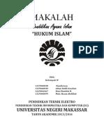 Makalah Hukum Islam