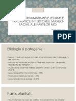 OMF pediatrică