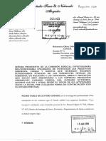 Carta de PPK a la Comisión Lava Jato