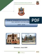 Pdc Palcamayo 2009-2018
